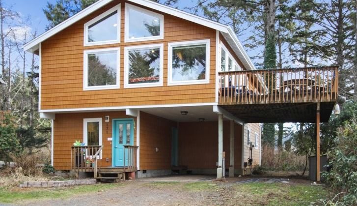 Cannon Beach, OR vacation home with ocean views