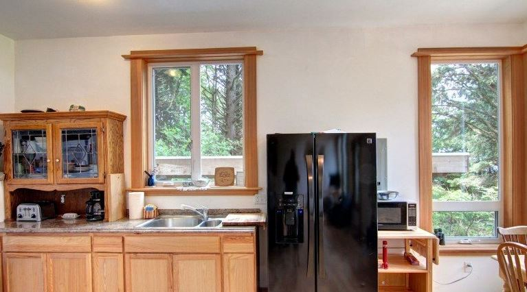 Cannon Beach ocean view 1 bedroom vacation rental home