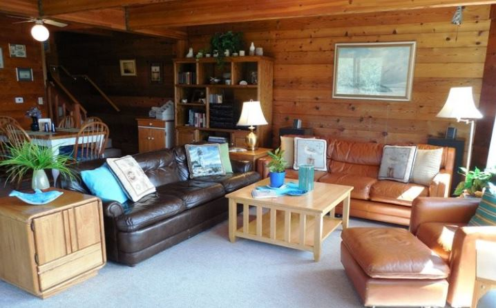 Cannon Beach 2 bedroom ocean view vacation rental
