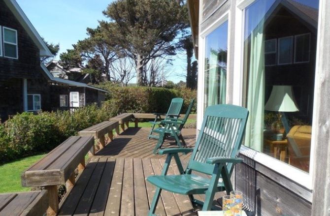 Ocean view vacation rental in Cannon Beach, OR