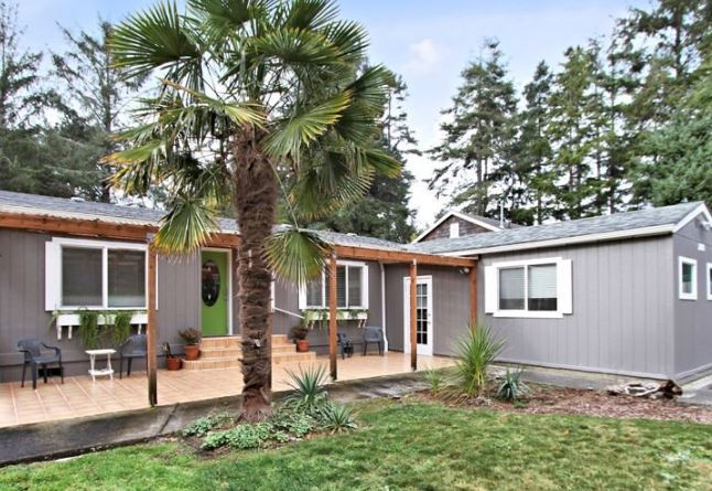 Cannon Beach family vacation rental sleeps 7