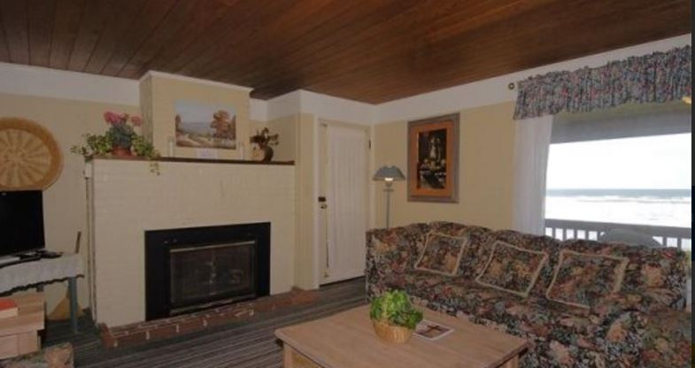 Oceanfront vacation rental in Cannon Beach, OR