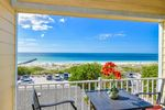 Gulf View 3 bedroom vacation rental with pool and just steps to the beach