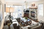 Cedar- Hawley Pennsylvania - Living Area with Fireplace - Woodloch Pines Resort