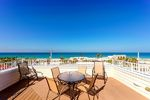 Blue Water Escape - Top Deck. Bradenton Beach 3 bedroom ocean view villa rental