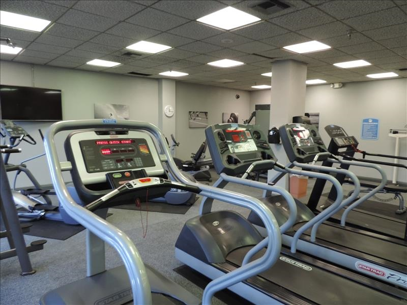 Fitness Center in tower 3