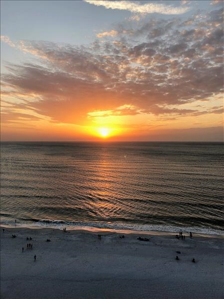 Beautiful Sunsets from Condo