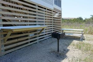 Grill-Picnic-Fish Cleaning Area