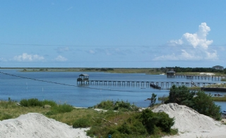 View of Pamlico Sound