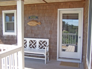 Front Covered Porch / Entry