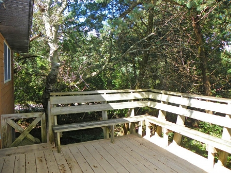 Deck from Living