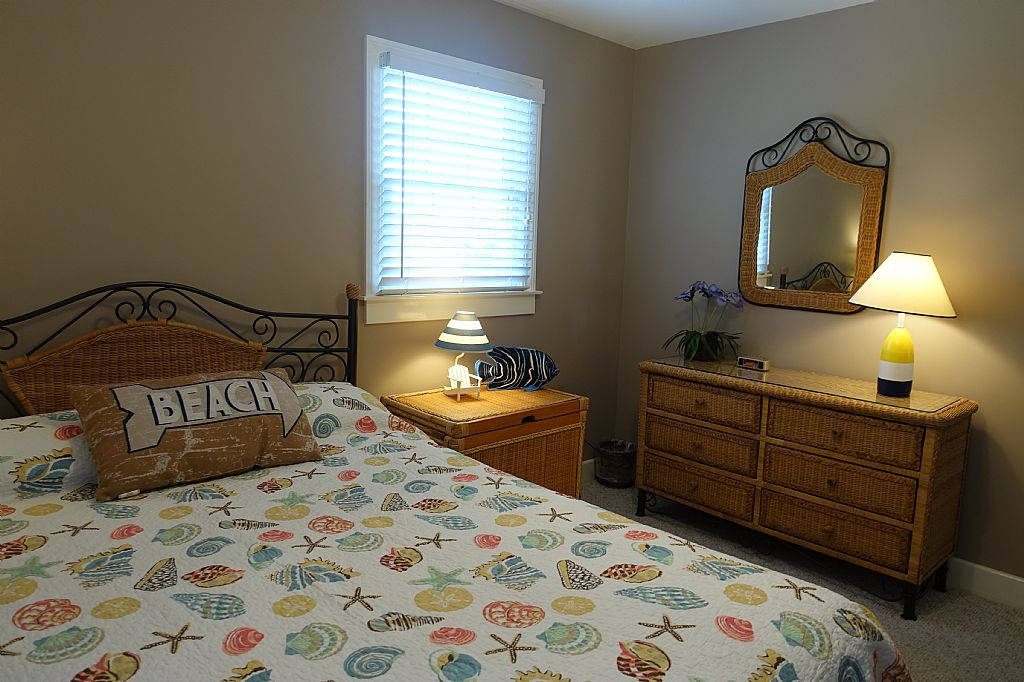 Bedroom upstairs a
