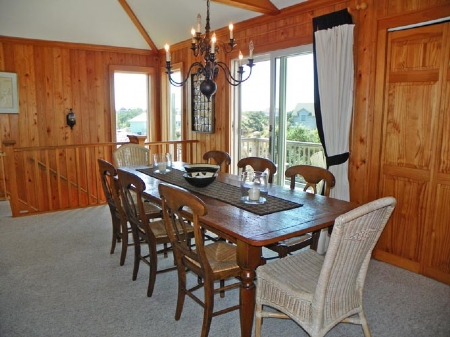 Upstairs Dining to Deck