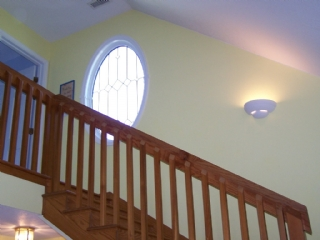 Stairs to Alcove