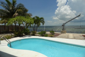 Cudjoe Key, FL 3 bedroom pet friendly vacation home with pool