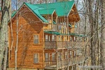 Gatlinburg 5 bedroom family reunion home sleeps 14 with mountain views