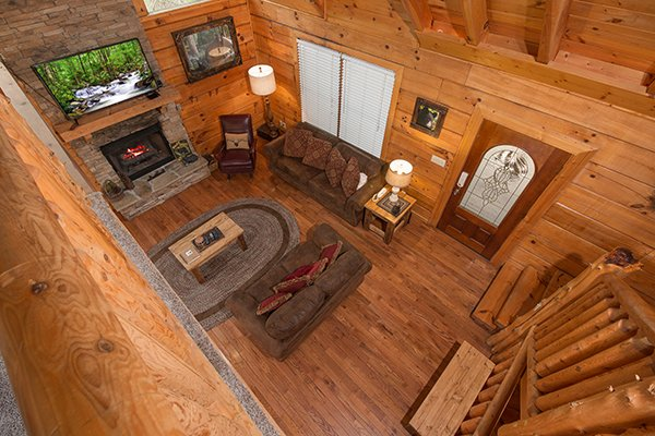 Amazing Journey: Pigeon Forge TN 5 Bedroom Vacation Cabin ...