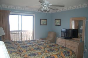Another view of the master bedroom