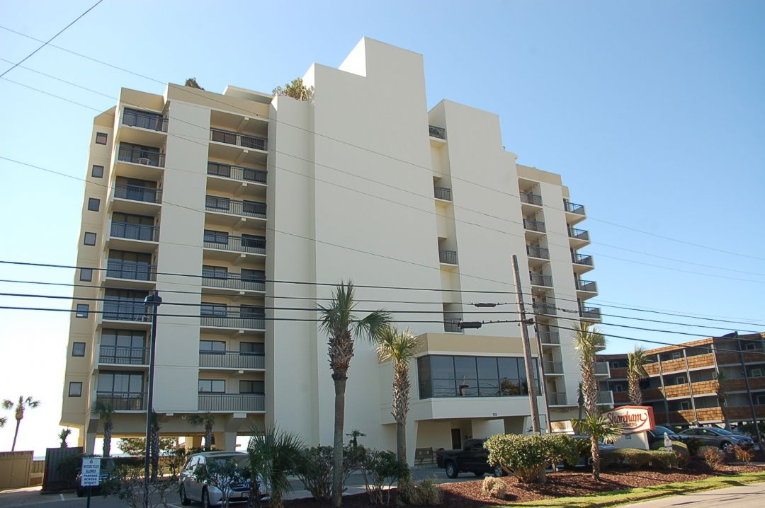 North Myrtle Beach Shoreham Towers
