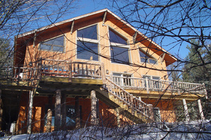 The Mountain View Chalet