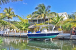 Coconut Cottage - Cudjoe Key Florida - Cottage rental with Boat Dock - Florida Keys Realty