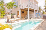 Coral Isle Escape - Summerland Key Florida - Rental with private pool - Florida Keys Realty
