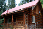 Cozy, rustic cabin in a beautiful, private wooded setting!