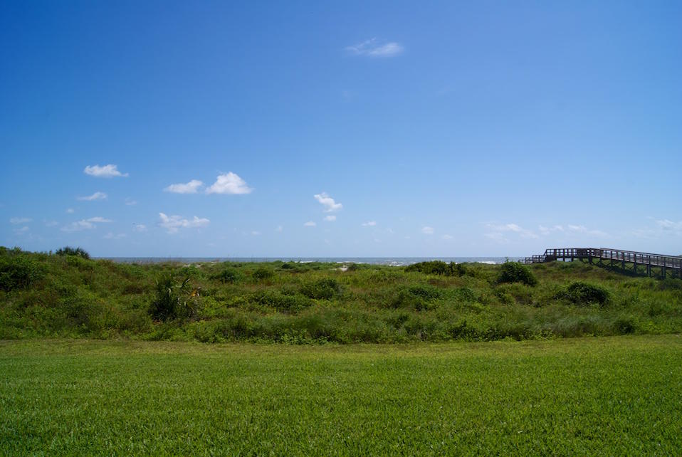 1st Floor oceanfront vacation rental in St Augustine Beach with pool and 2 bedrooms