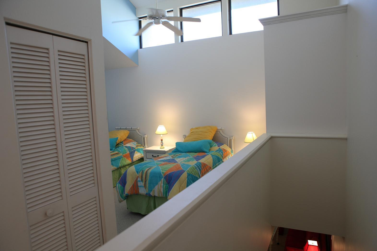 Bedroom 2 (enclosed loft)