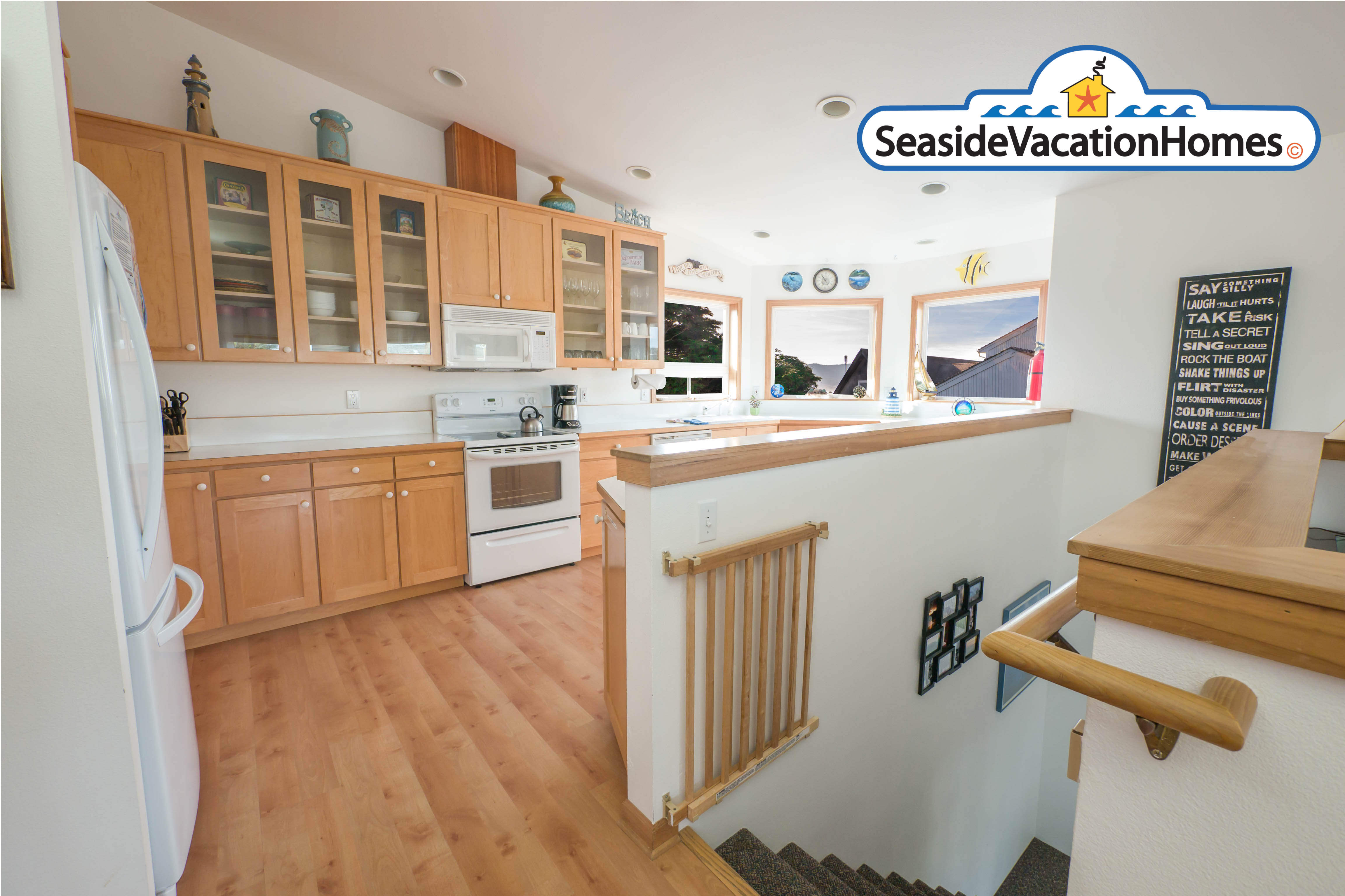 Seaside, OR 5 bedroom vacation home rentals