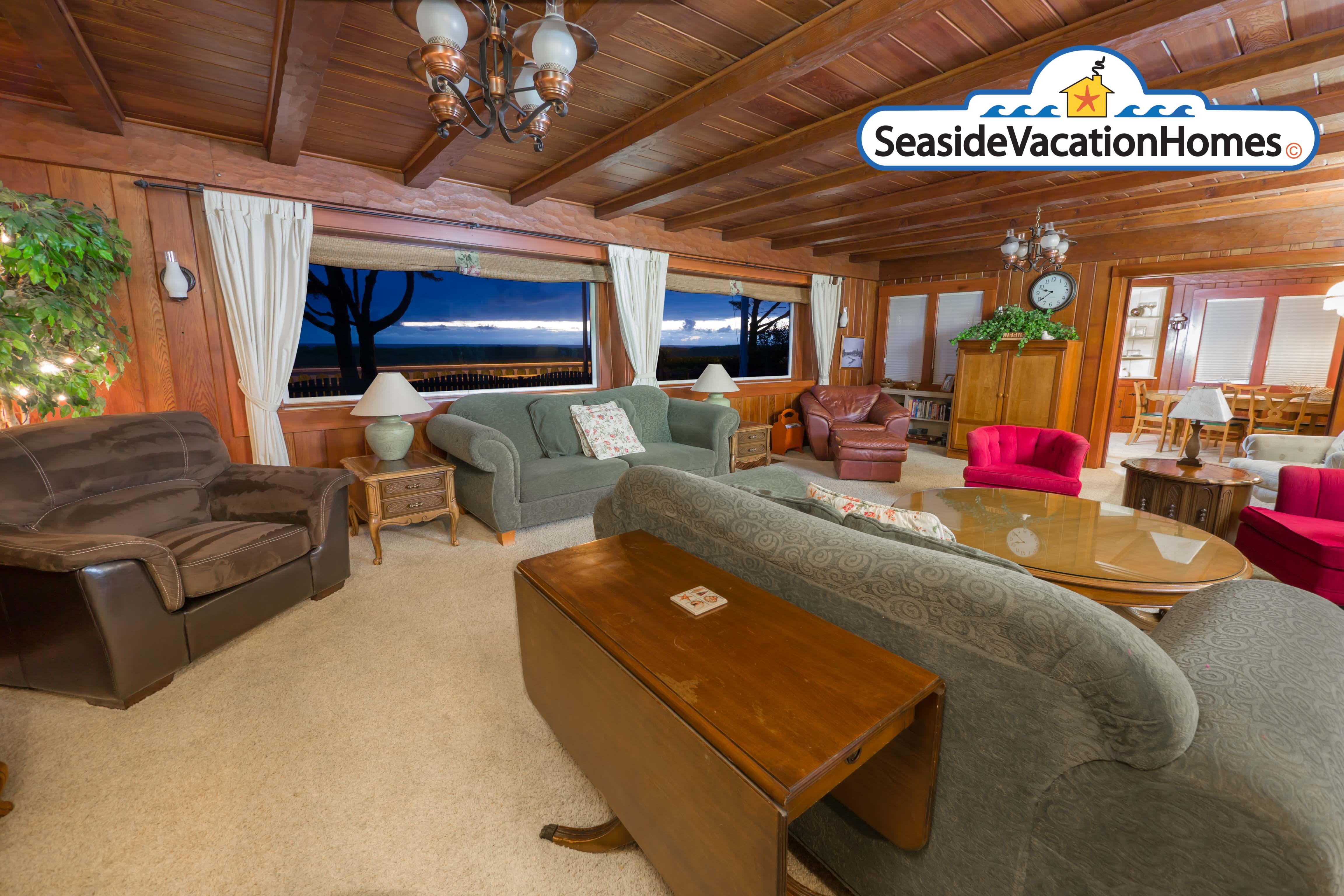 Family vacation home in Seaside Beach Oregon