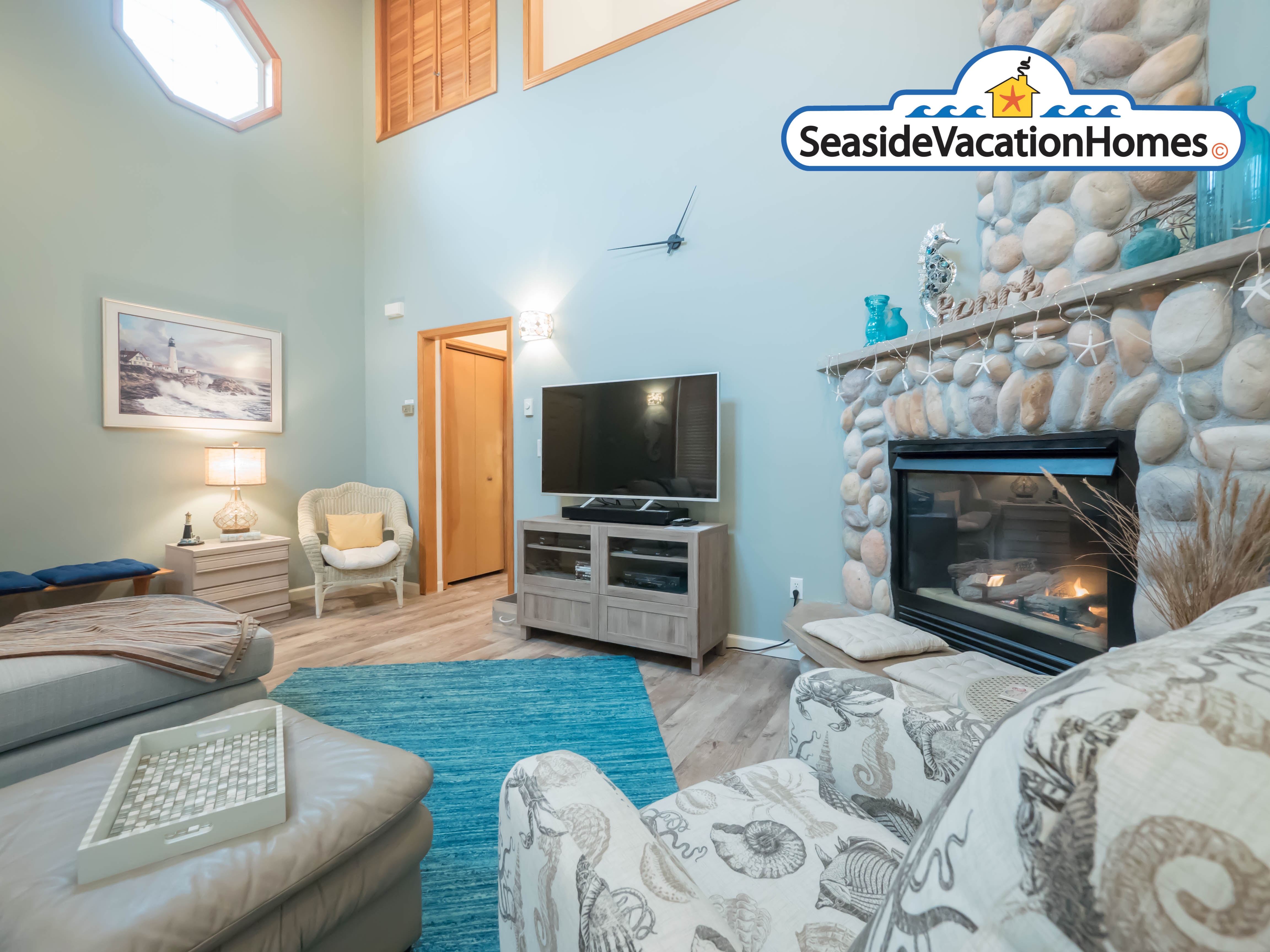 Vacation home rental in Seaside, OR with 4 bedrooms