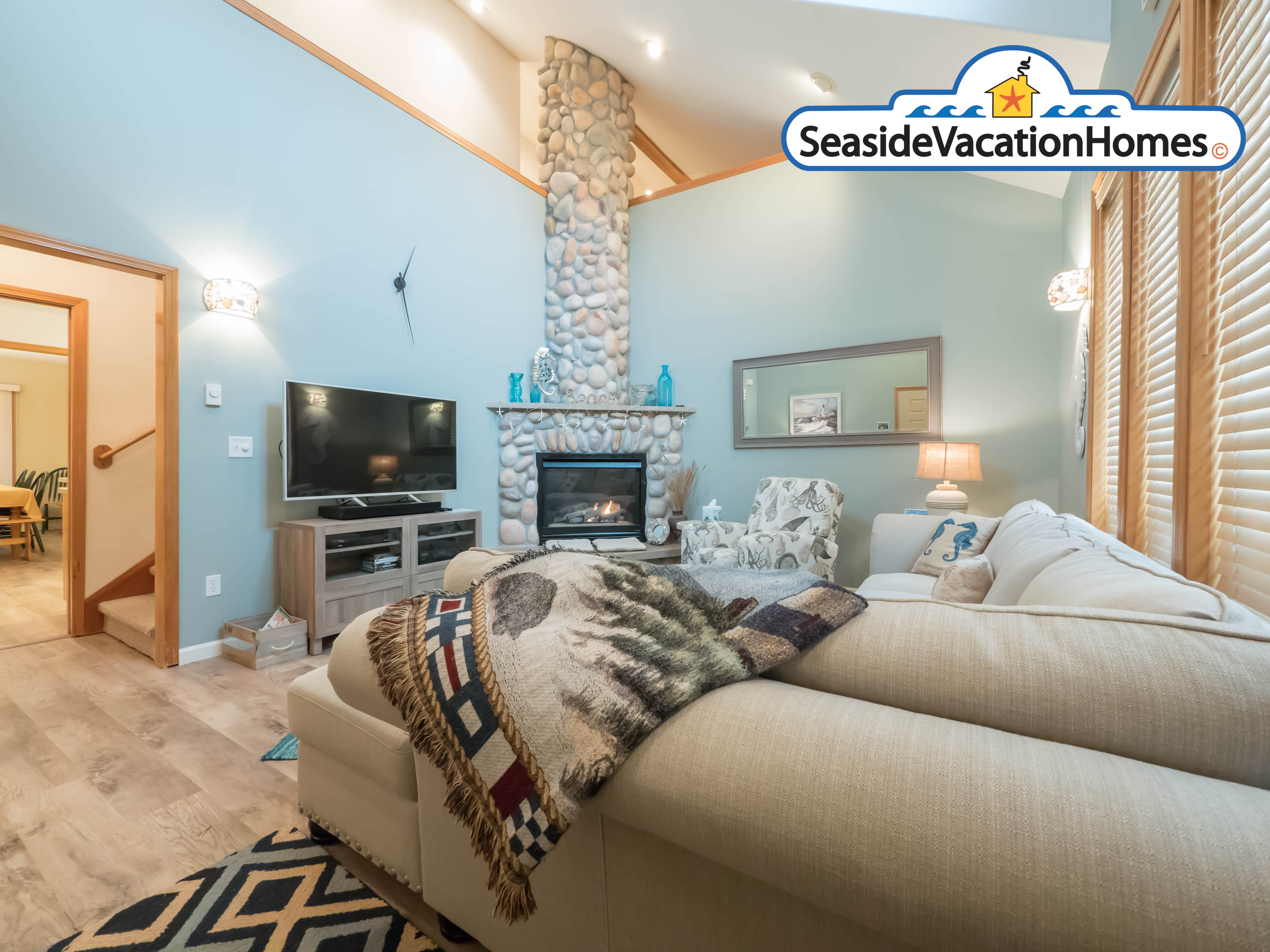 Family vacation rentals in Seaside, OR close to the beach