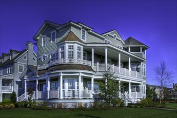 Luxury Home Ocean View: Vacation Home For Rent Cape May New Jersey