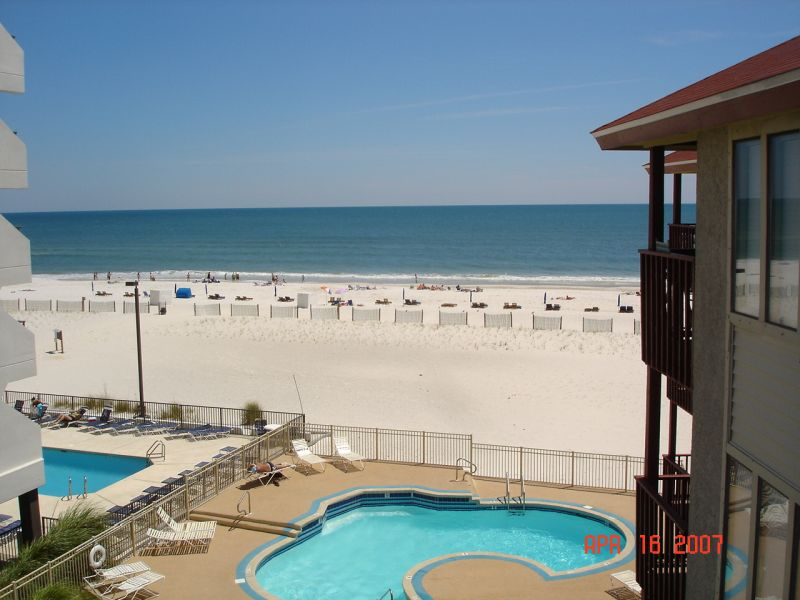 Great Beach & Gulf view from balcony