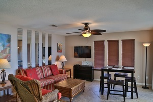 Open Living/Dining Areas