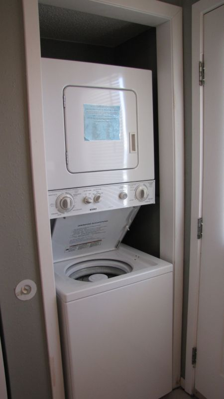 Harbor House B17 - Compact washer/dryer