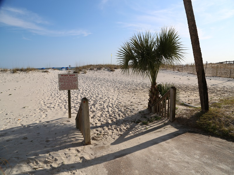 Southern Sands beach access