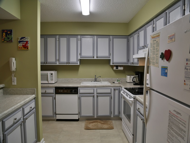 Sea Oats G203 - Fully Equipped Kitchen