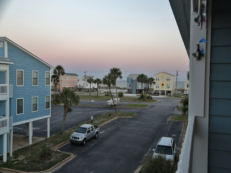Sea Oats G203 - View of the beach/gulf from private balcony!