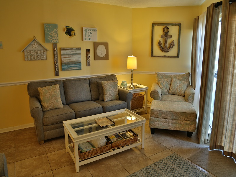 Living room seating and sleeper