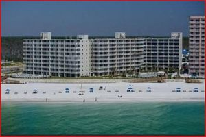 Seaside Beach & Racquet Club from the water