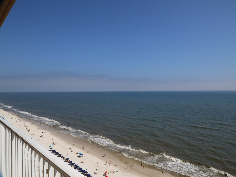 Crystal Shores West 905 - Direct Gulf Front Balcony