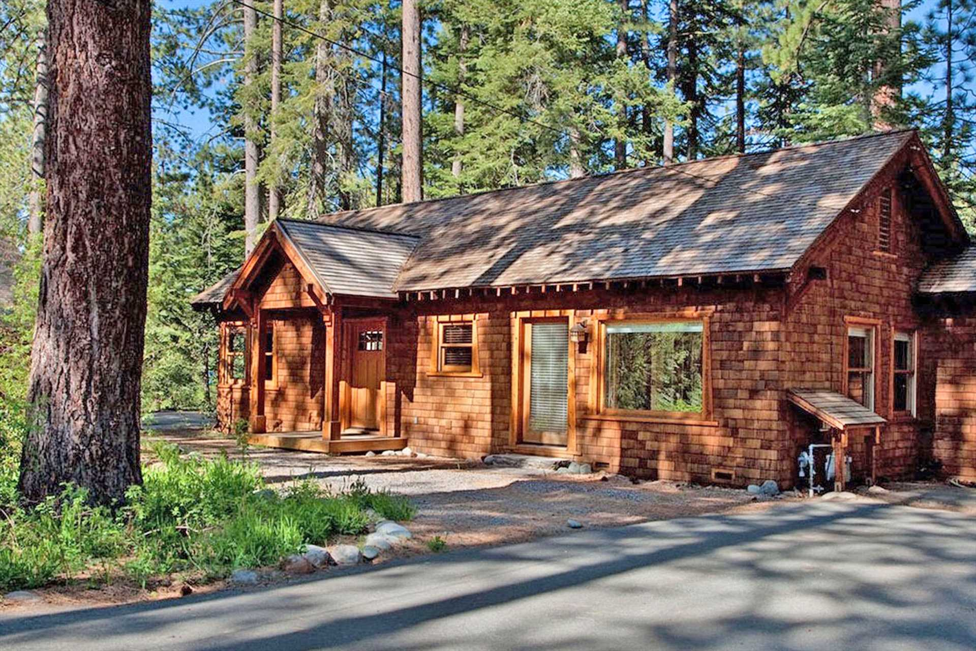 bliss tahoe house log in via cabins lake cabin smallhousebliss gallery small