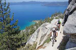 Lake Tahoe Flume Ride