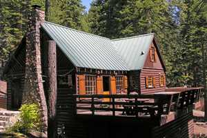 Tahoe Log Cabin Vacation Rental