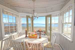 Dining Area with a view of Tahoe