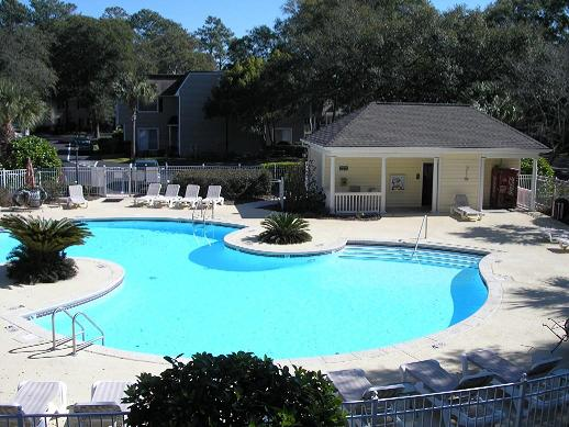 Front Pool (close to condo)
