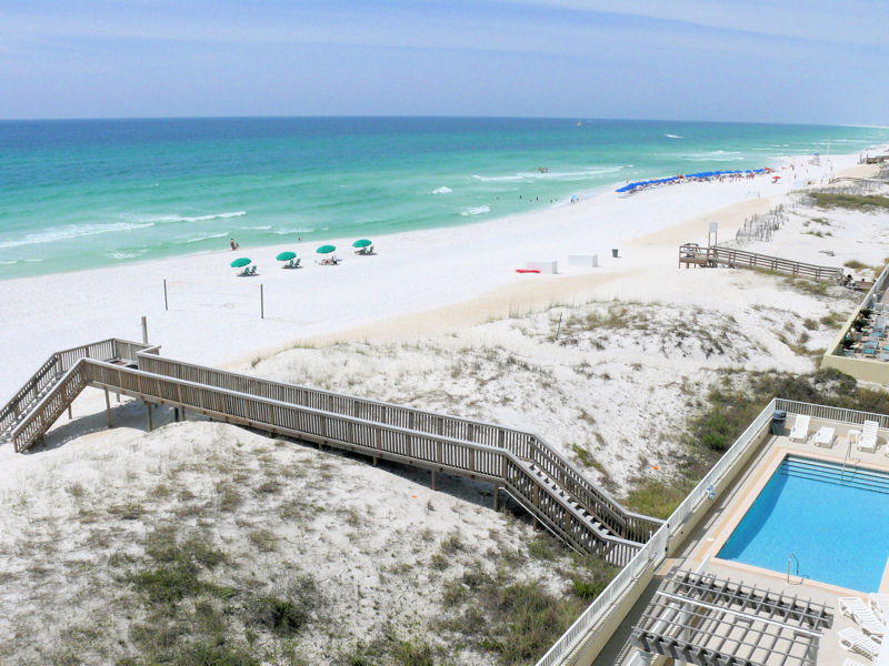 Gulf Dunes 512 Fort Walton Beach 2 Bedroom 2 Full