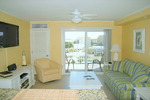 Ocean City Studio rental walk to convention center, beach, shops with ocean view